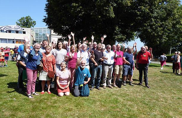 Equipe Solidarité Paysans Bretagne